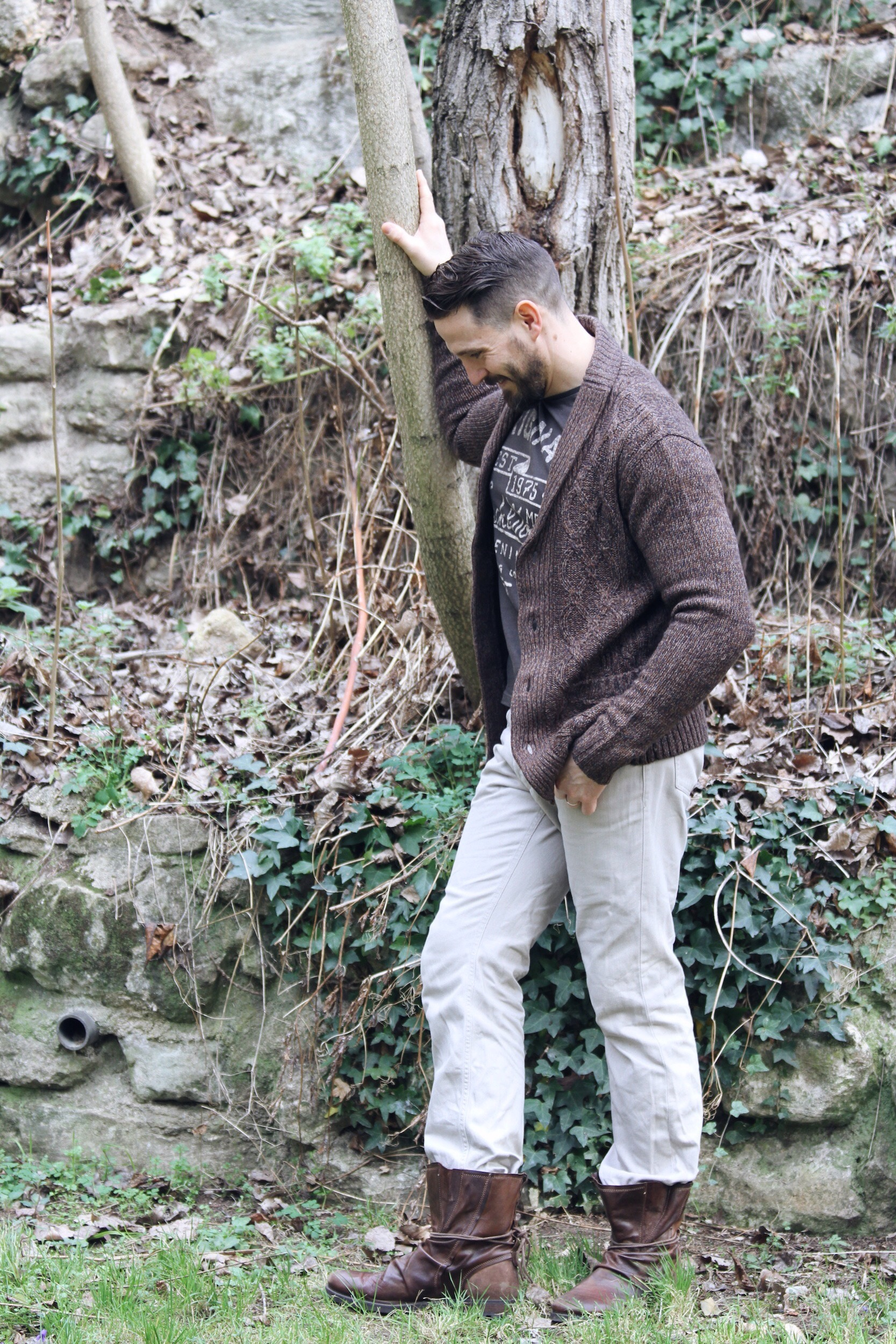 blogueur_homme_primark_gilet_jack_and_jones