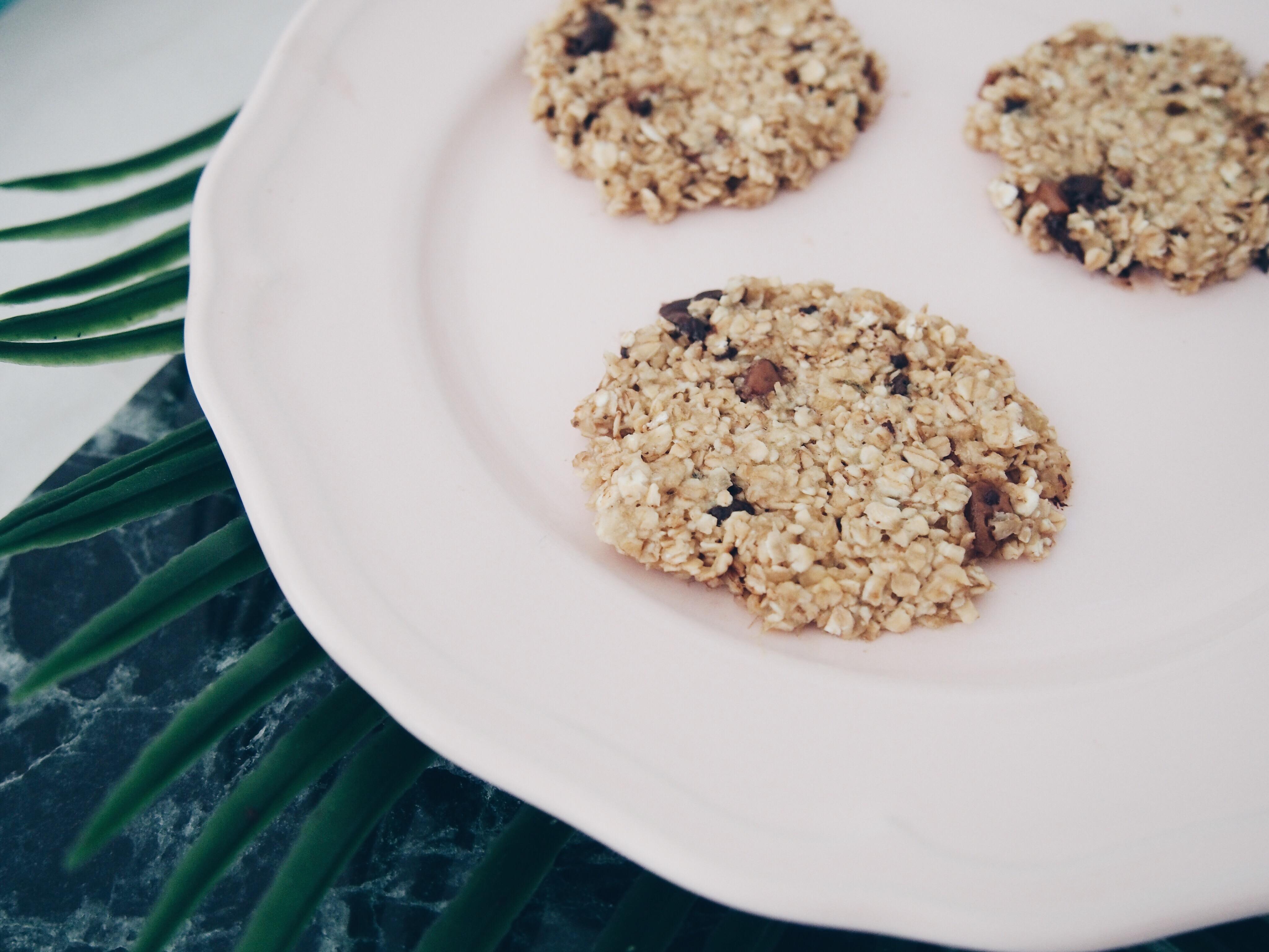 Petits biscuit légers et rapide