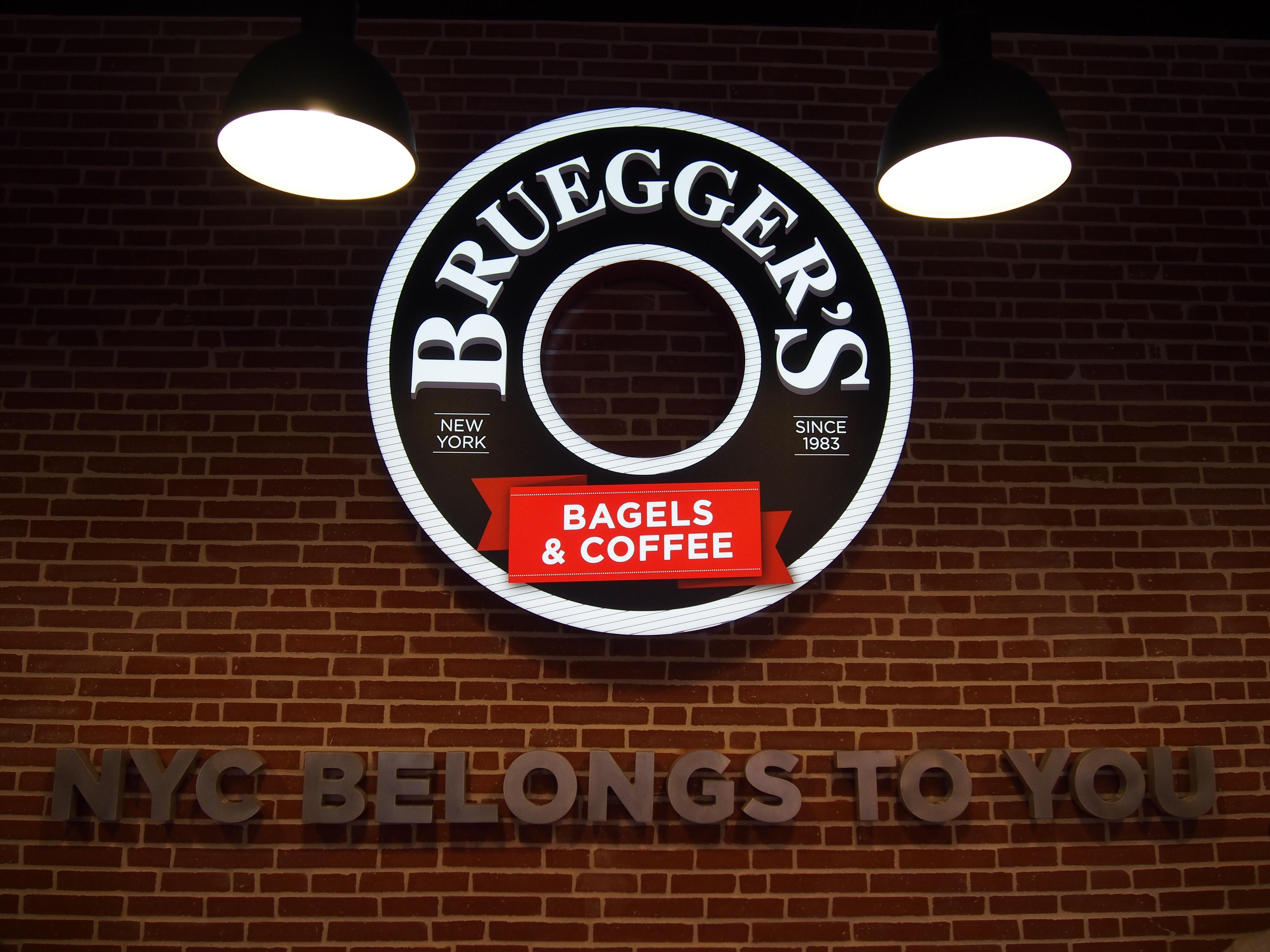 J'ai testé Bruegger's à l'Avenue 83