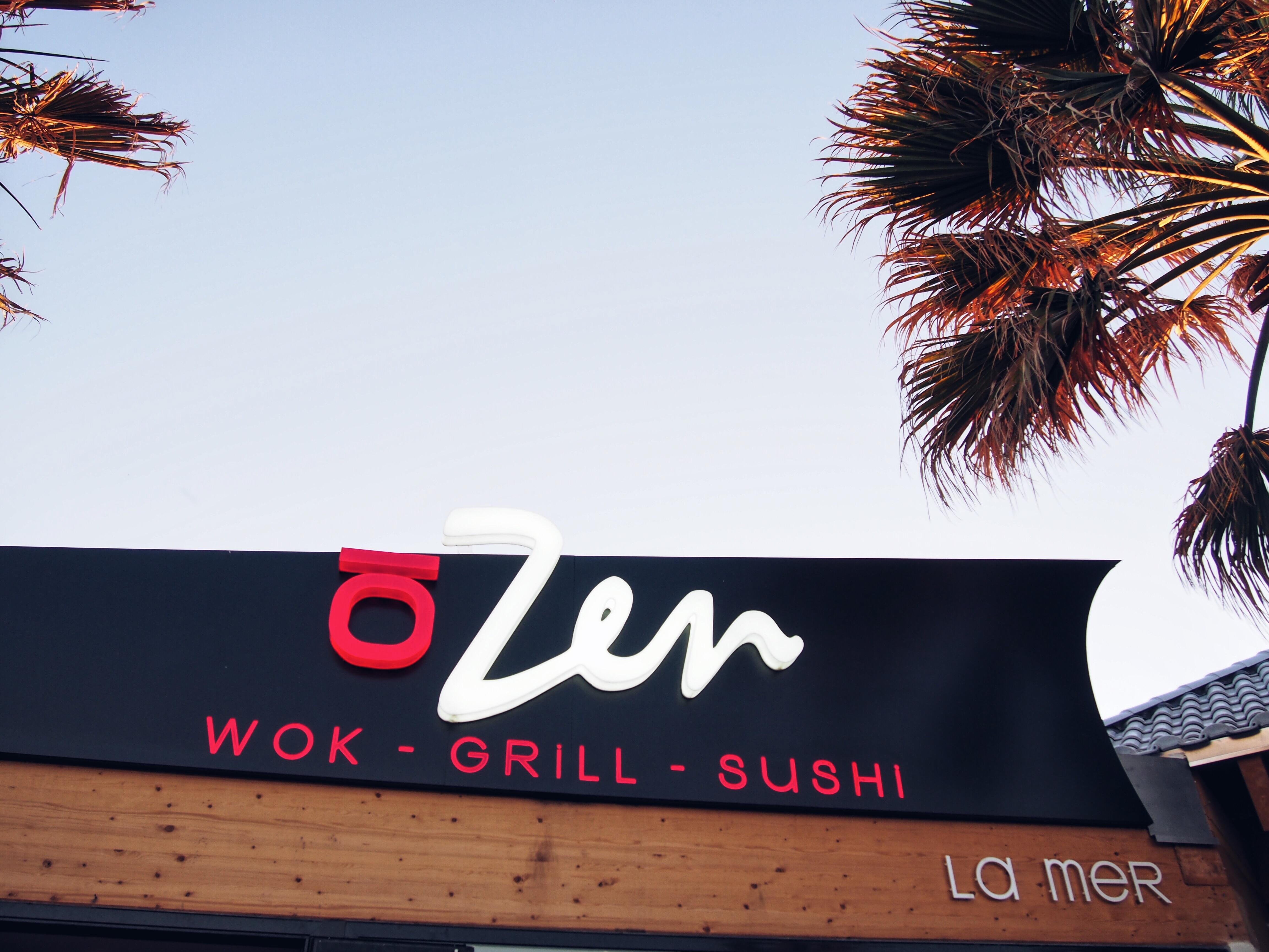 Le O'Zen – Wok, Grill, Sushi