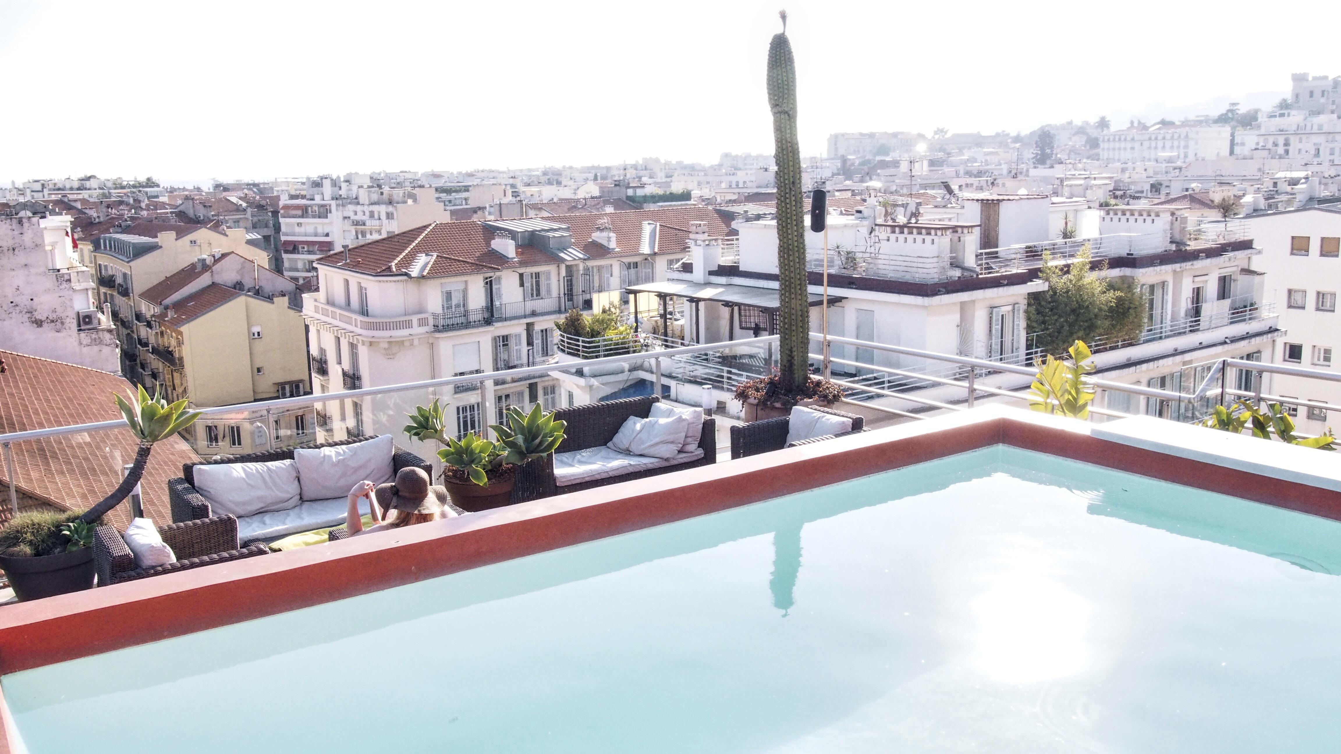 Bonne adresse * Le Hi Hôtel à Nice