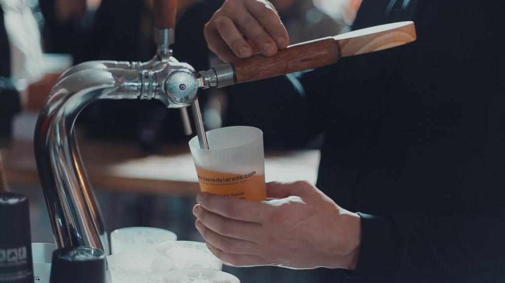 Photo Bière de La Rade