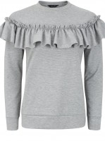 light-grey-frill-trim-sweater