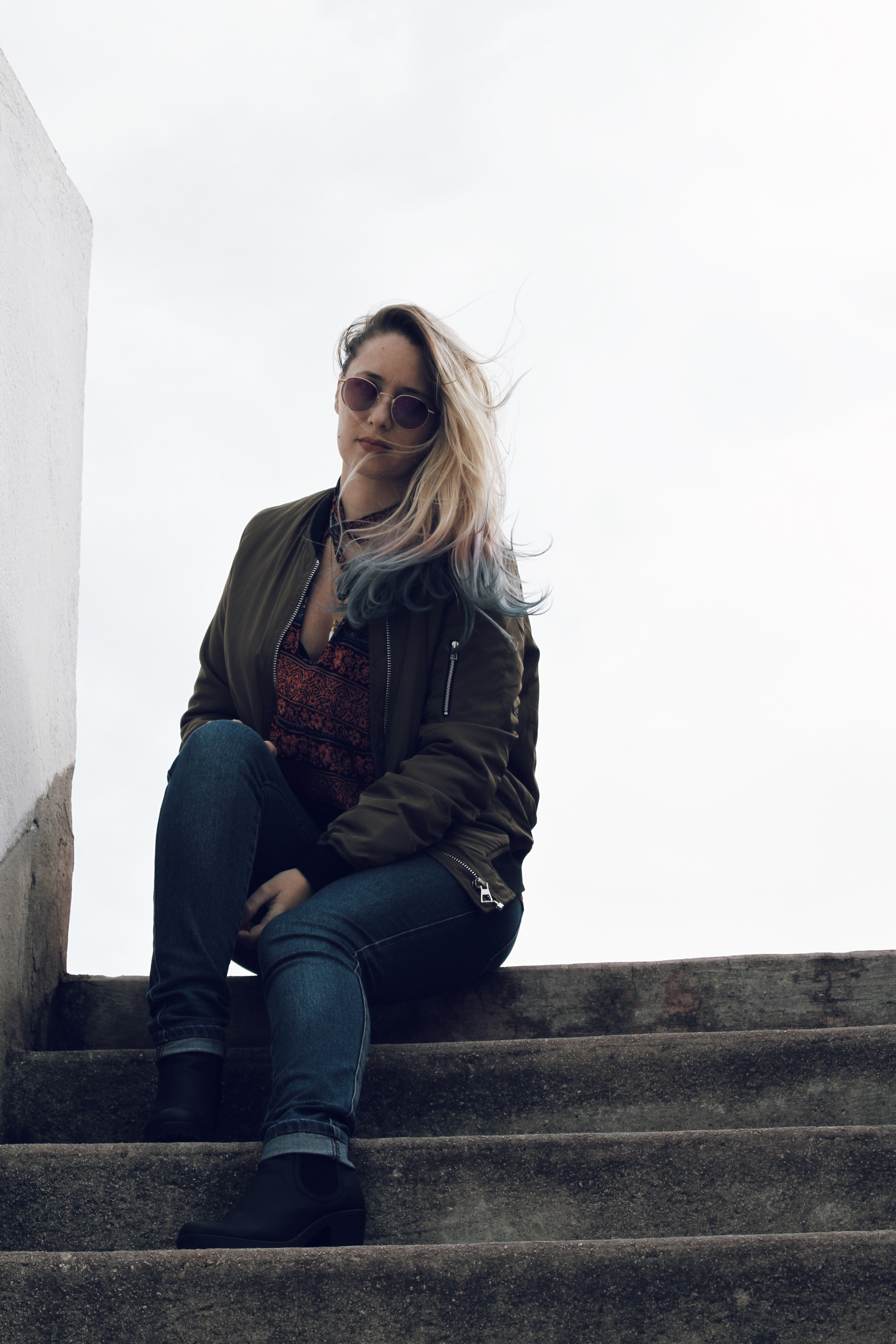 bomber-bagou-blouse-zaful-ethnique-jean-ootd