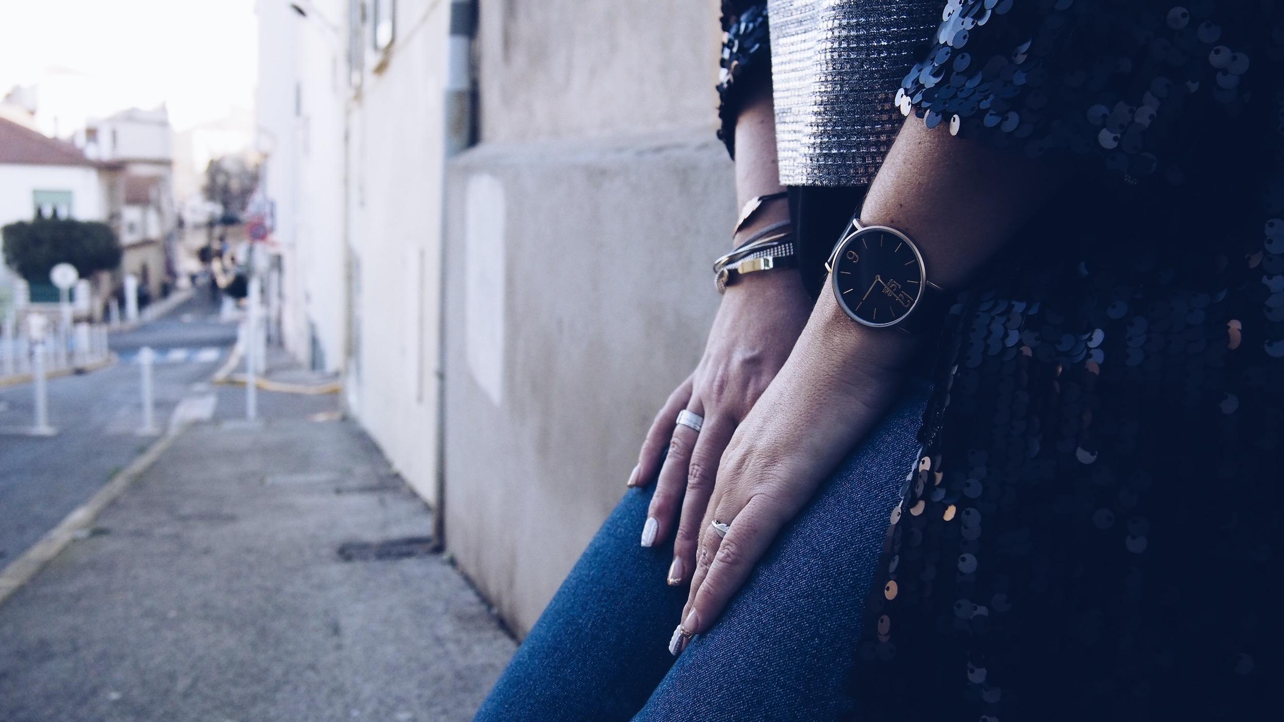 new-look-ootd-babou-sequin-silver-denim-ice-watch