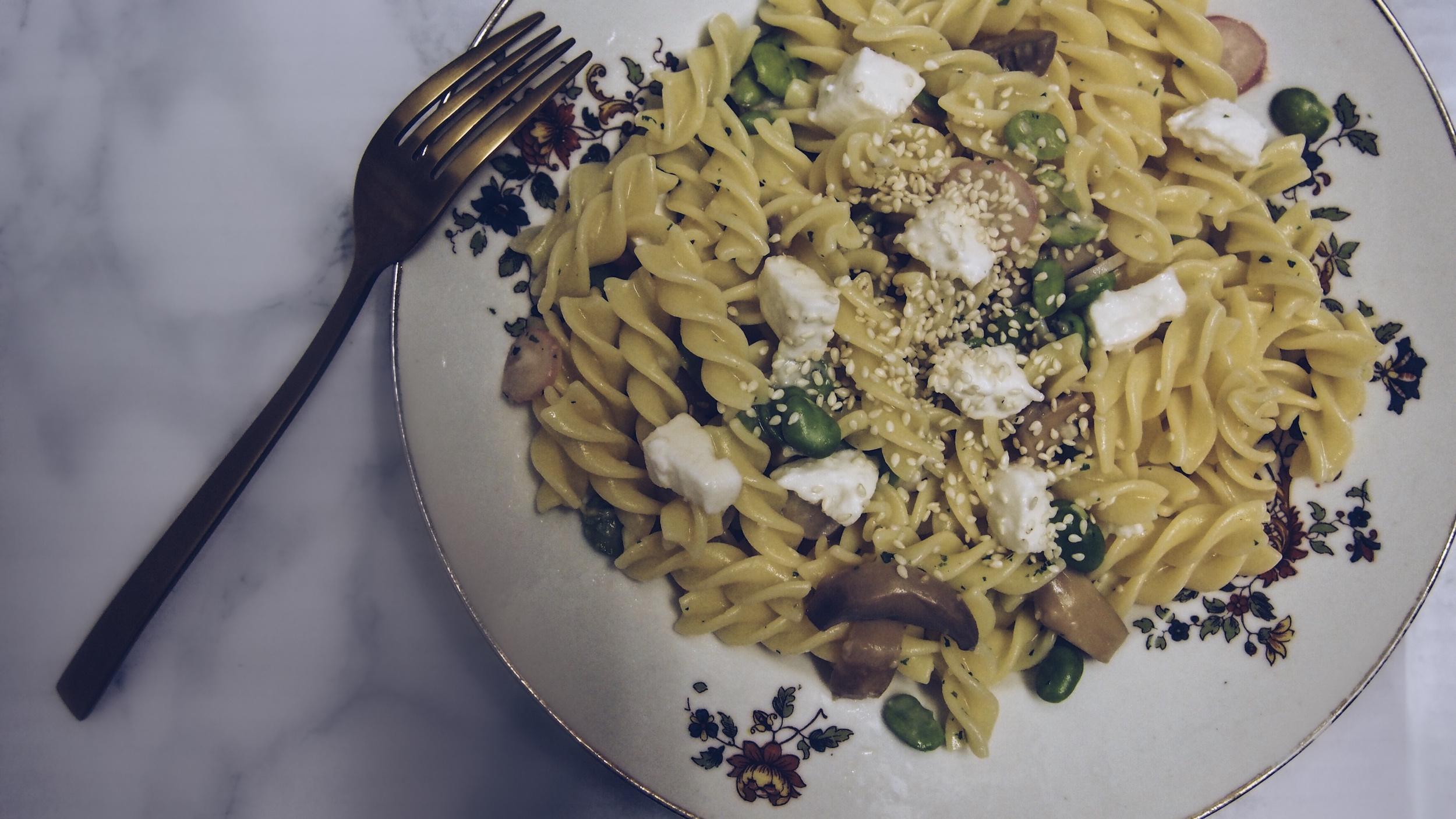 * Pasta Inspiration *