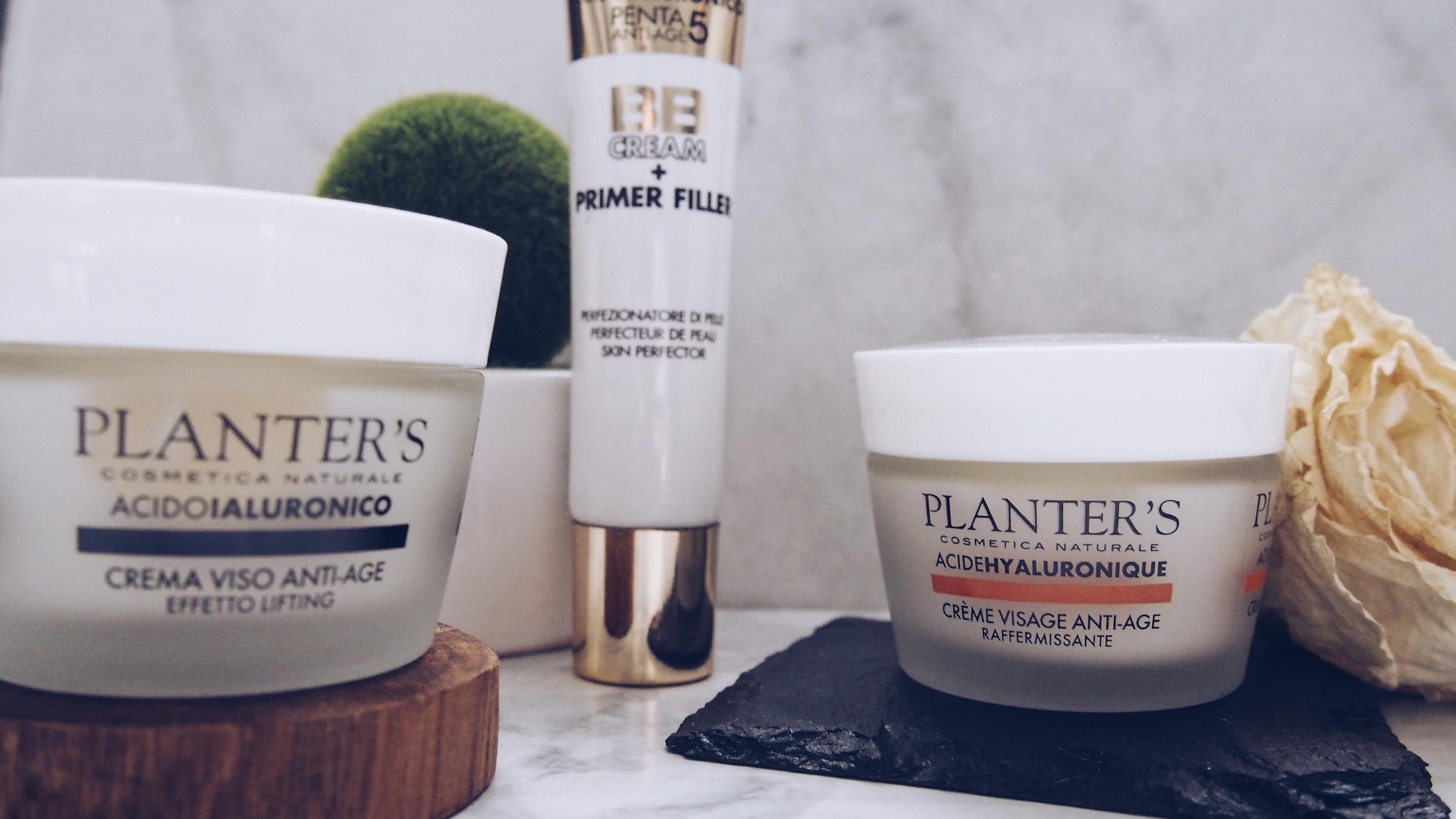Planter's ** Cosmétiques naturels haut de gamme