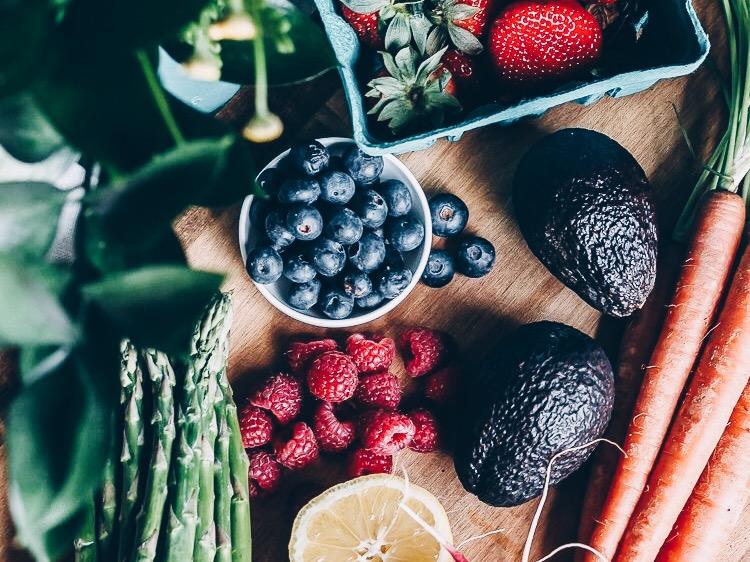 Les fruits et légumes du mois d'aout