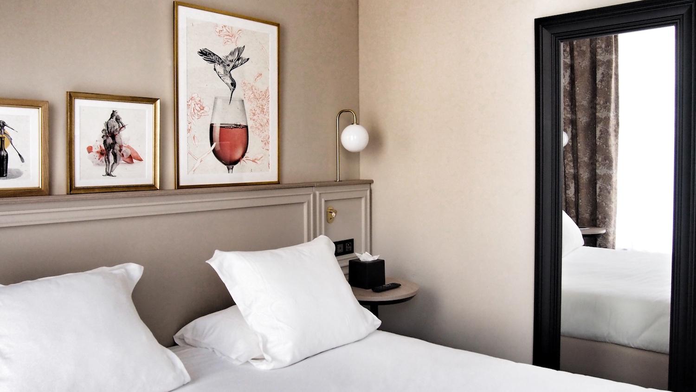 Nouvelle adresse ** XO Hôtel Paris