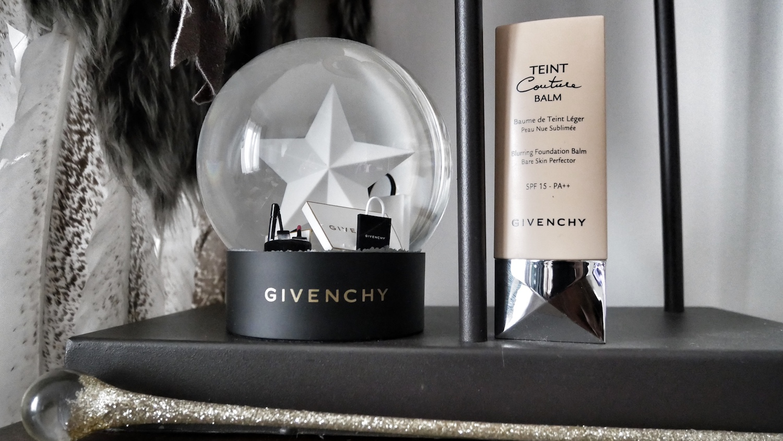 Coup de coeur pour le Teint Couture Balm by Givenchy