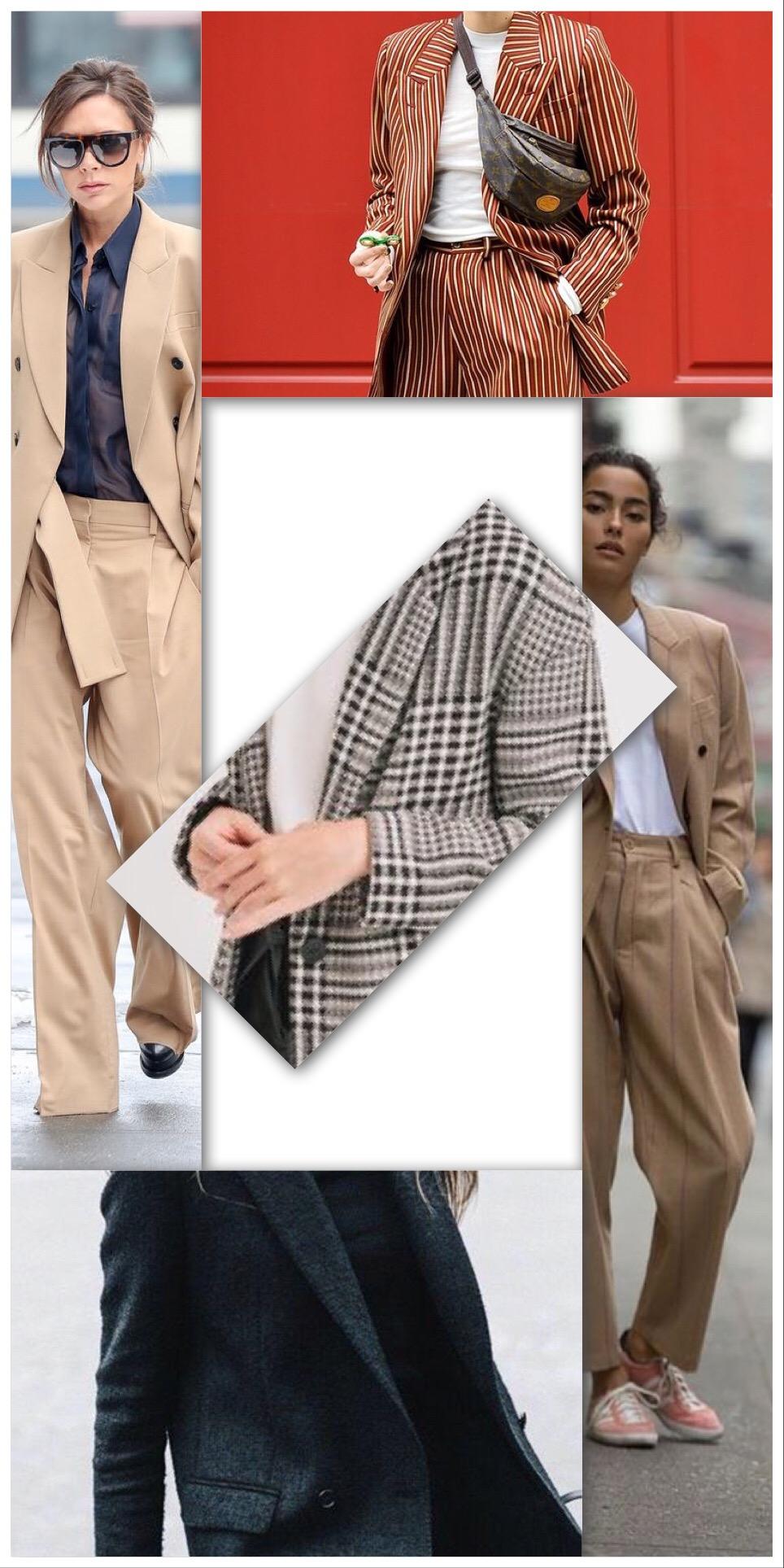 Sélection shopping ** les blazers