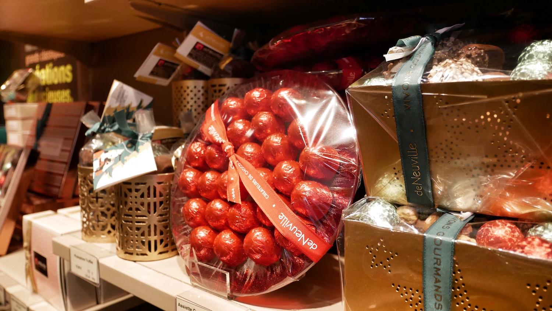Pour Noël pensez aux chocolats deNeuville
