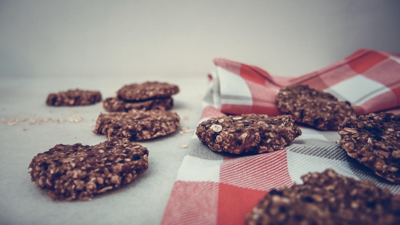 Biscuits aux flocons d'avoine * gluten free