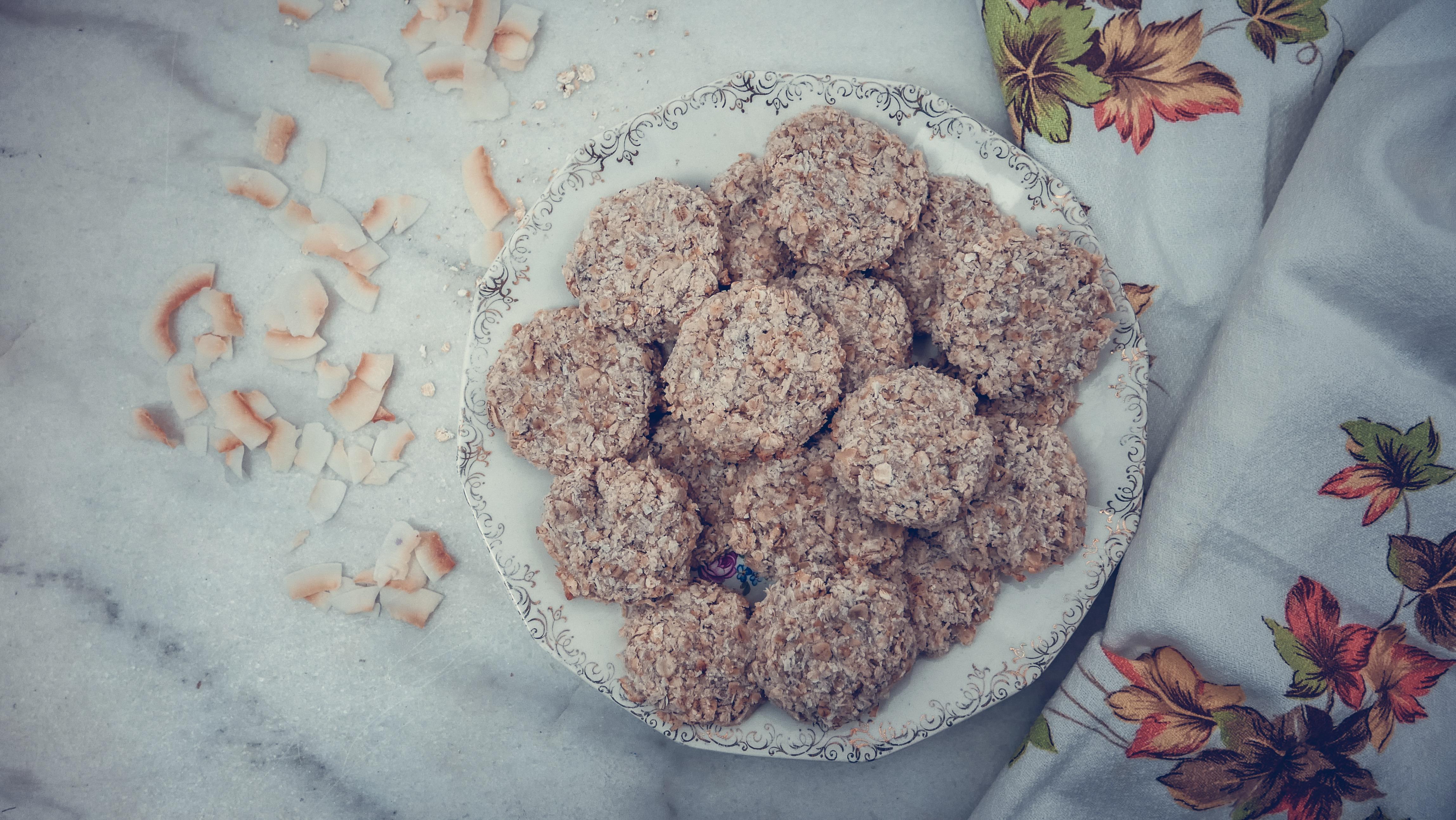 Biscuits coco * gluten free, vegan