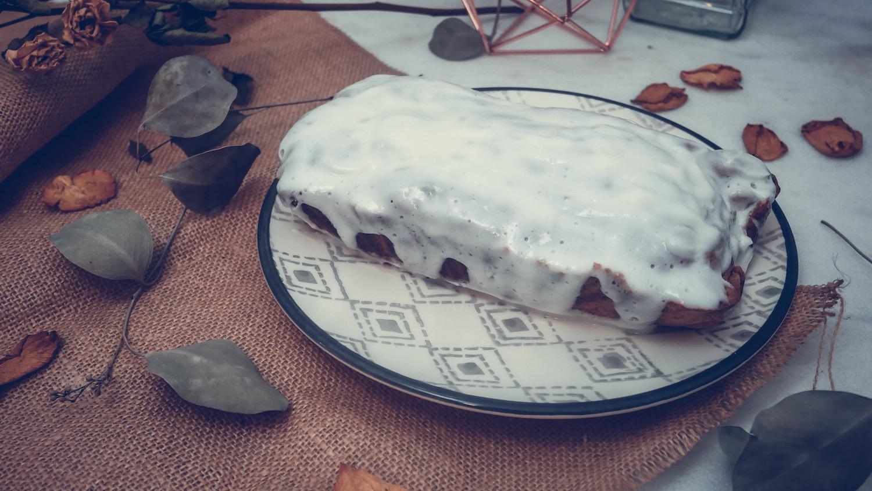 Carrot cake allégé * gluten free