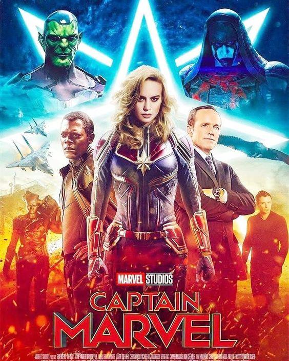 Captain Marvel, un grand oui !