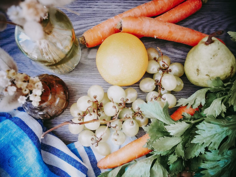 le bienfait des jus de légumes