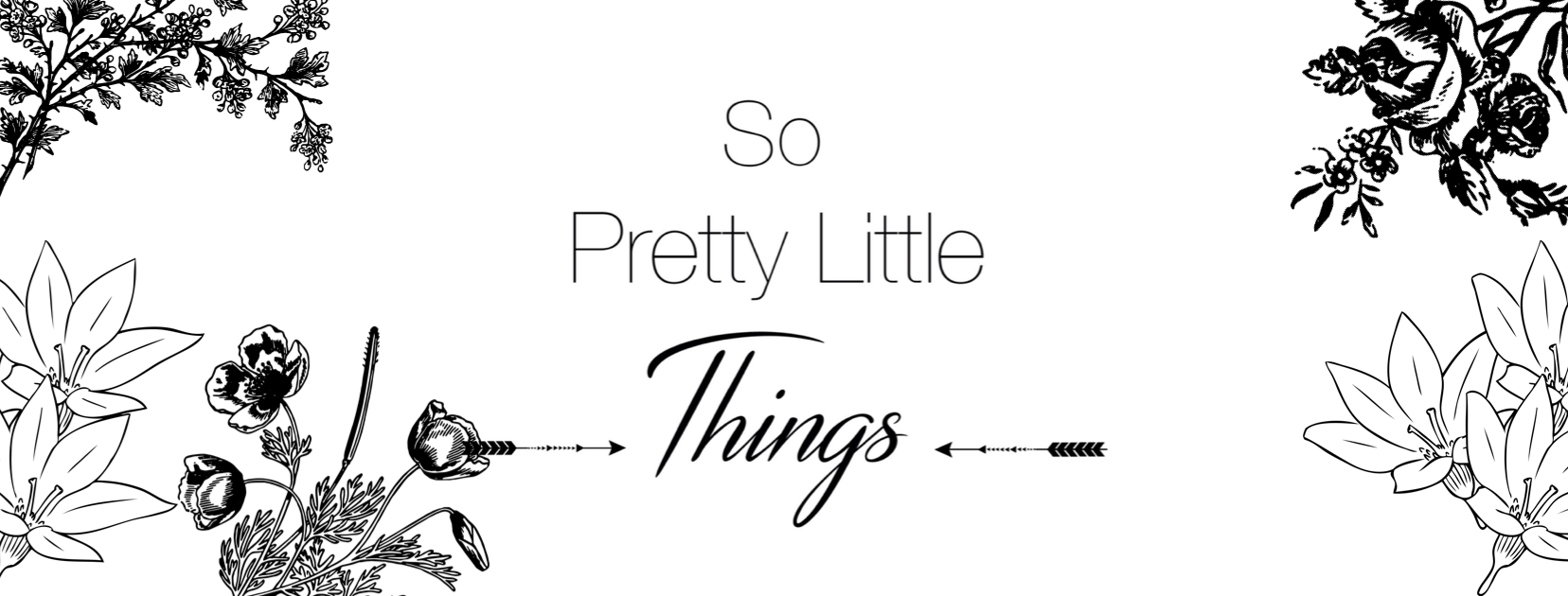 So Pretty Little Things