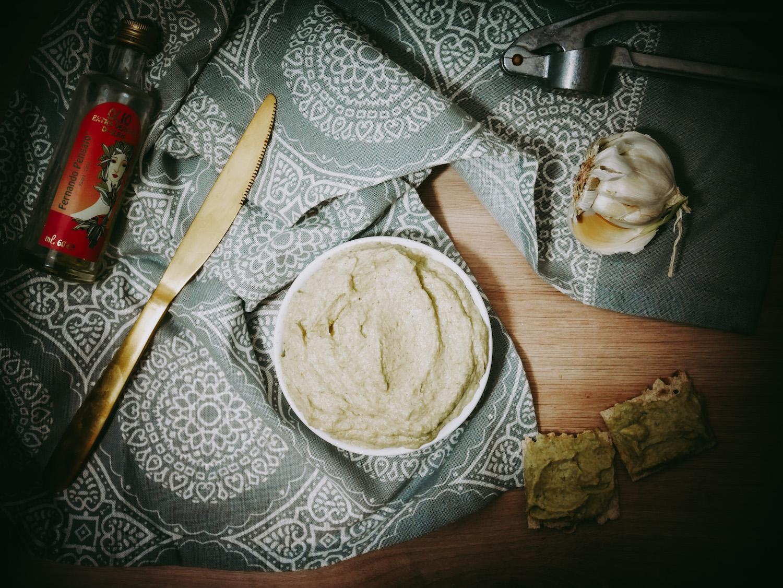 Brocolinade ou crème de brocolis