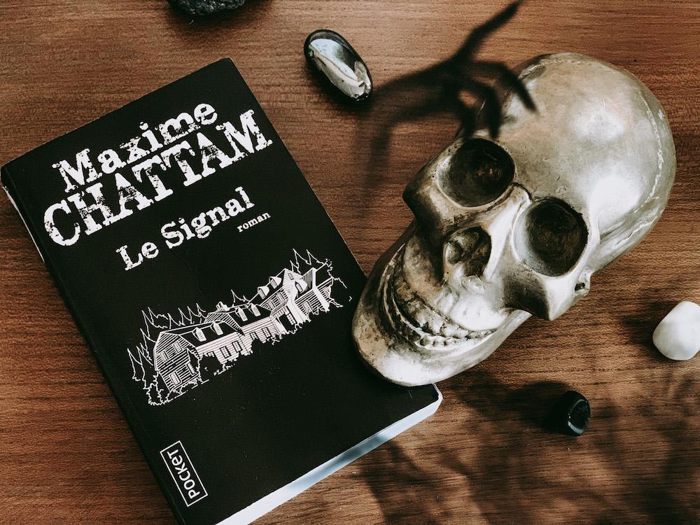 Le Signal de Maxime Chattam, effroyablement captivant