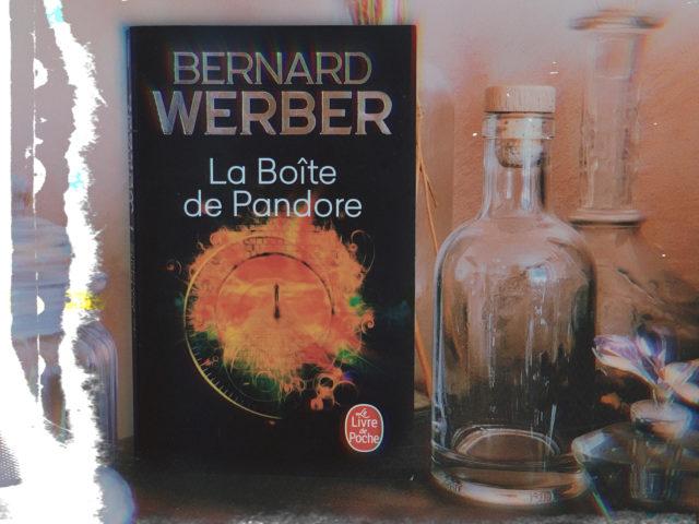 La Boite de Pandore de Bernard Werber