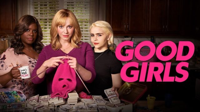 good girls, série nerflix