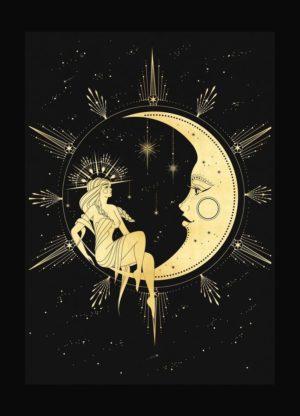 Symbole lune