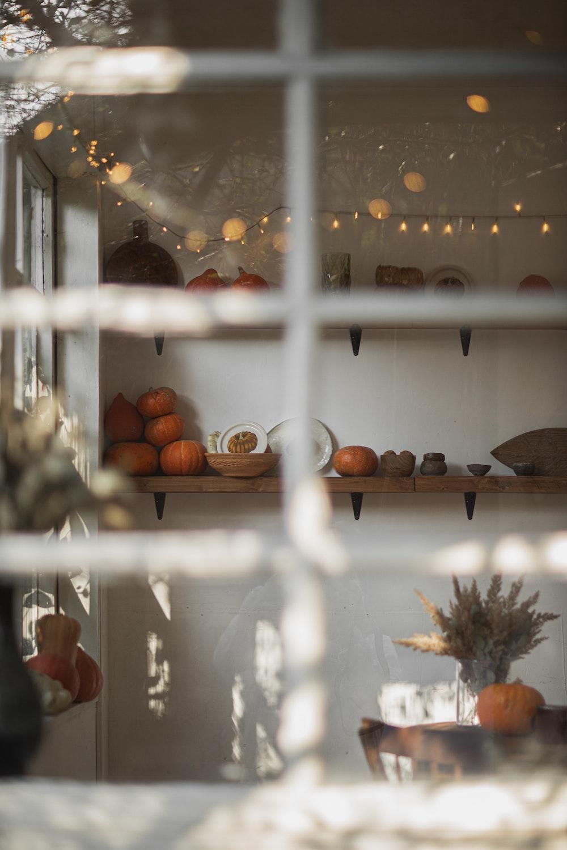 Une jolie déco d'automne pour un intérieur chaleureux
