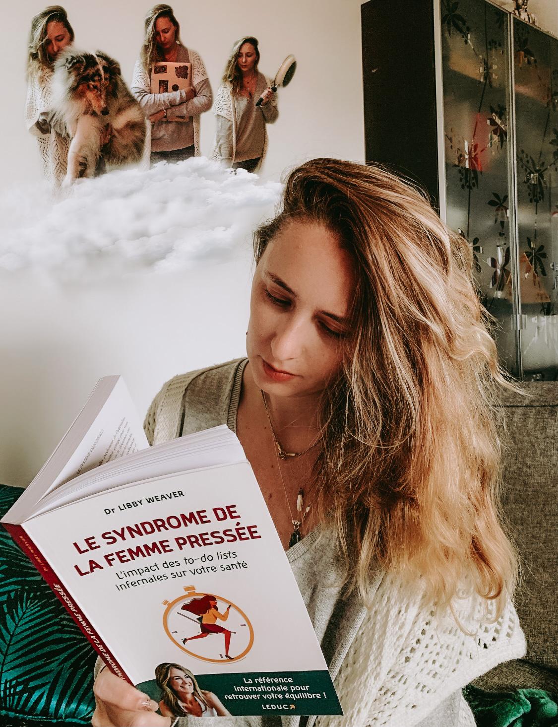 """""""Le syndrome de la femme pressée"""" du Dr Libby Weaver, lecture très interessante"""